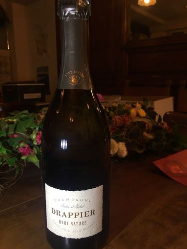 Drappier Champagner Brut Nature zero dosage